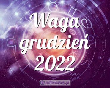 Waga grudzień 2022