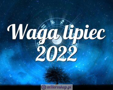 Waga lipiec 2022