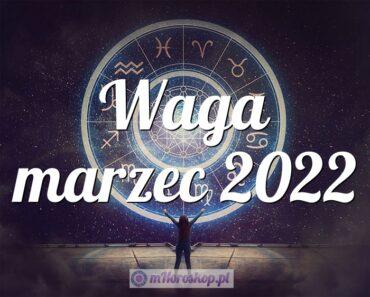Waga marzec 2022