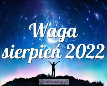 Waga sierpień 2022