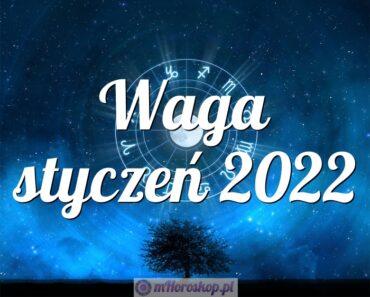 Waga styczeń 2022