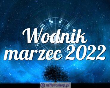 Wodnik marzec 2022