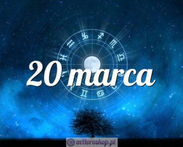 20 marca