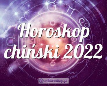 Horoskop chiński 2022